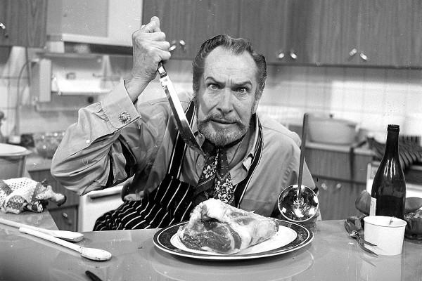 Folge 04 – Das Halloween-Special <br/ > Kochen mit Vincent Price