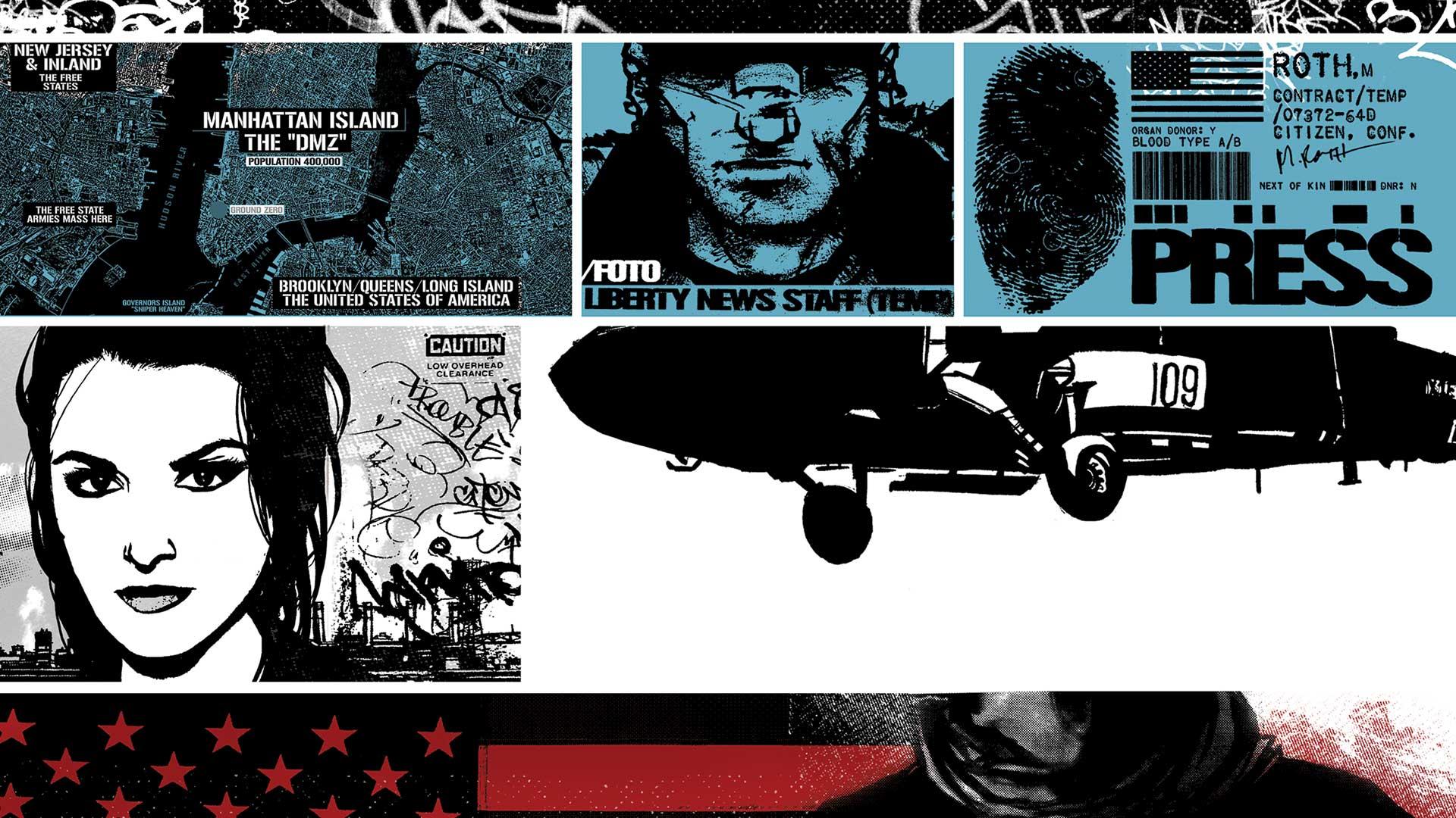 Politische Comics zur U.S.-Wahl